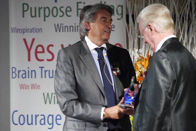 Bob Proctor W Sonnenburg Winspiration Award (1)